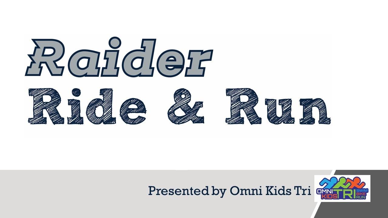 Raider Ride and Run