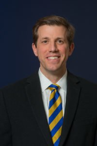 Randolph New Head of School Adam Dubé