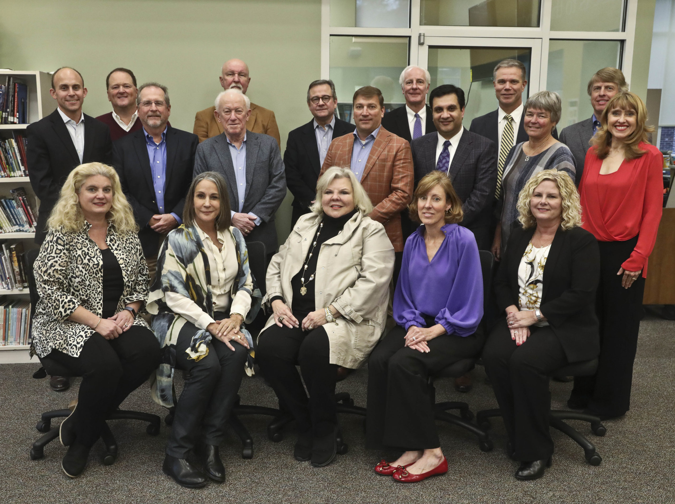 2020 Board of Trustees