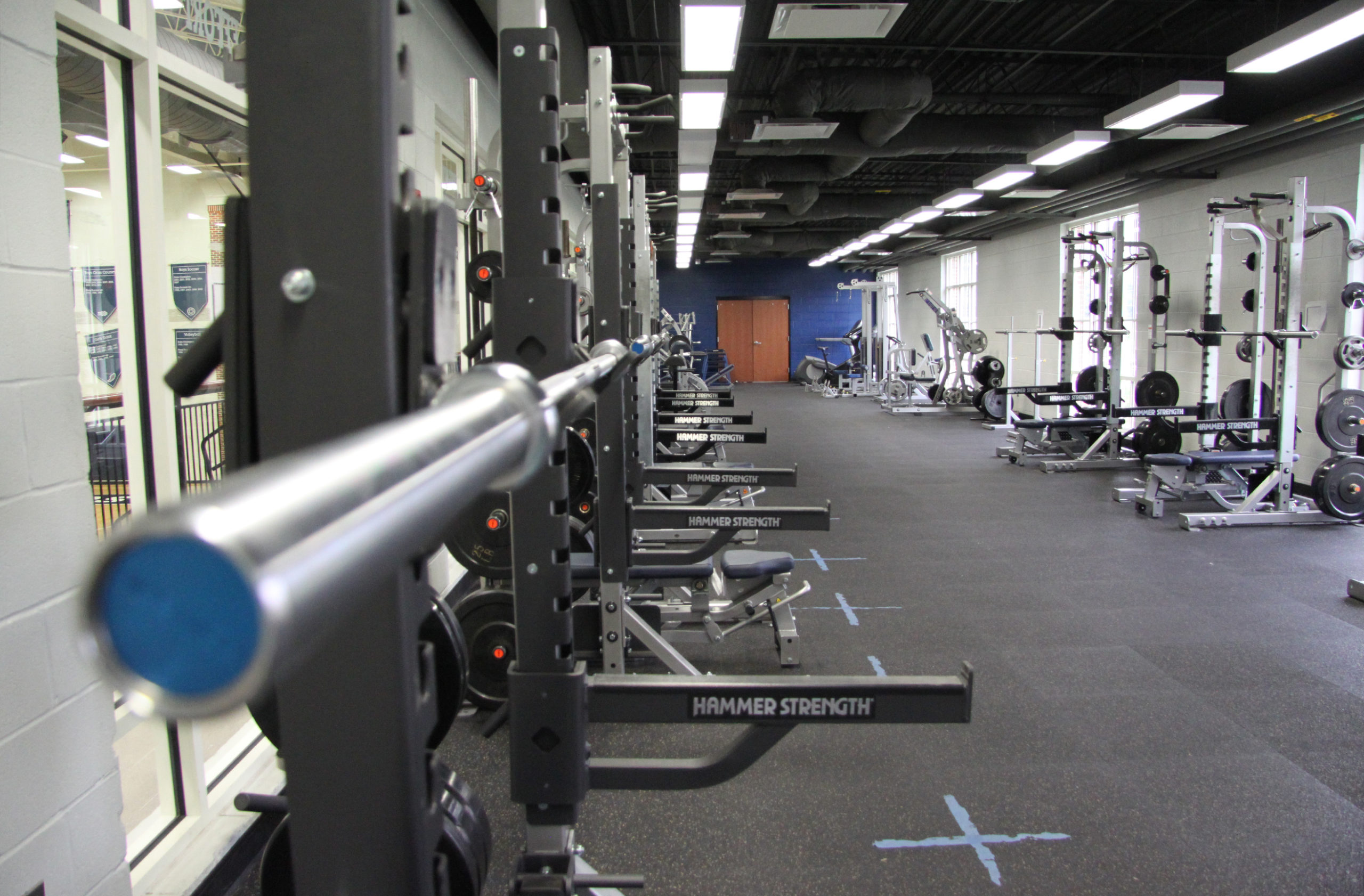 WeightTraining Room Garth Campus