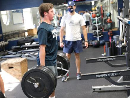 Shawn Gaunt - Weightroom