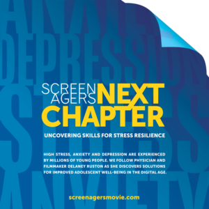 screenagers next chapter poster