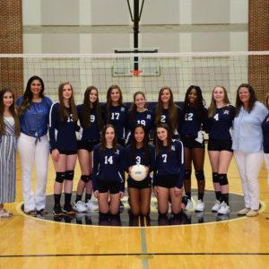 2020 Volleyball Team