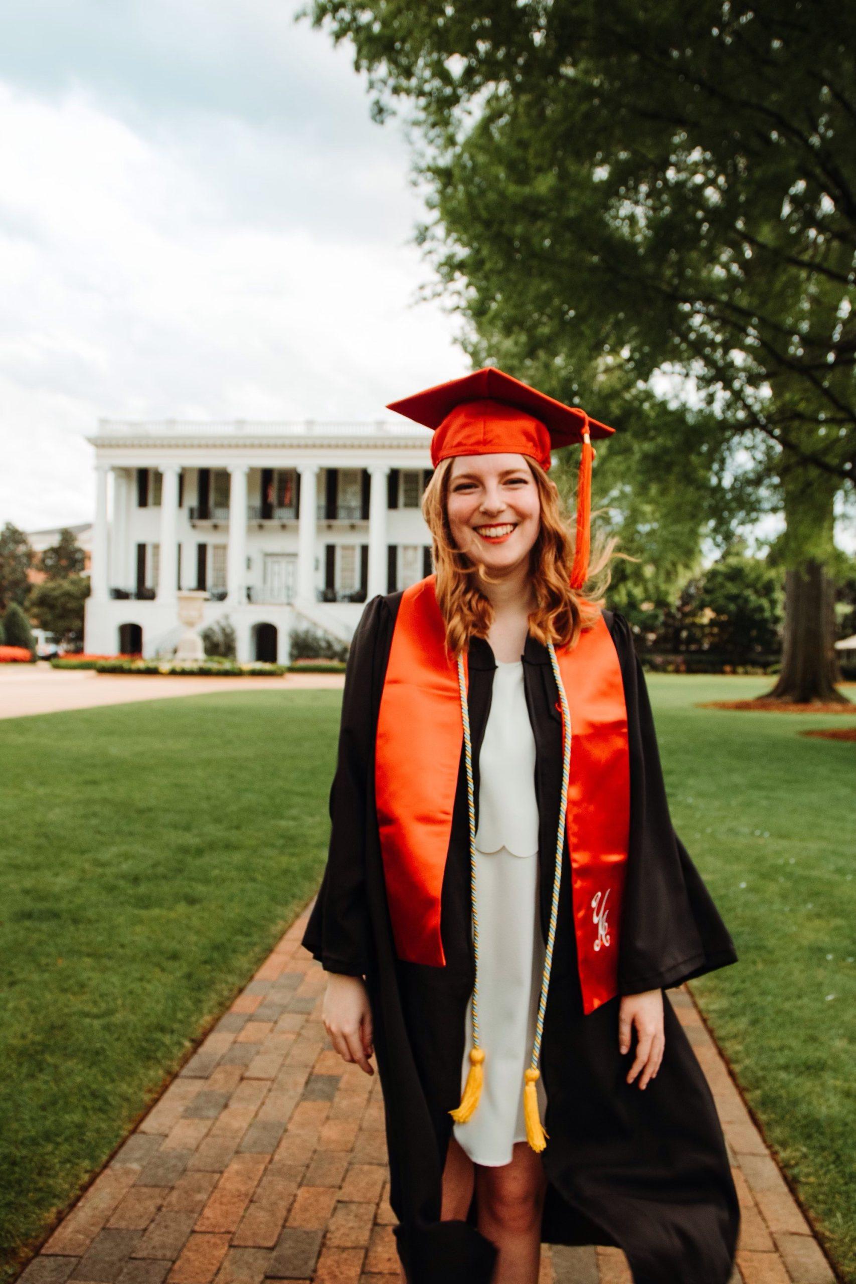 Lauren Richardson Graduation Picture 2