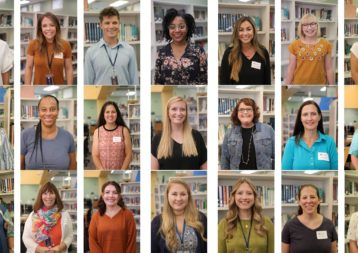 2021-22 New Faculty and Staff Collage Picture