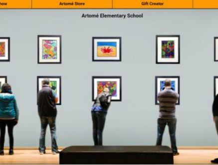virtual artome gallery
