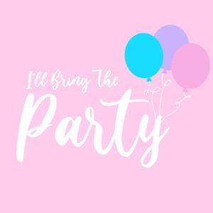 I'll Bring the Party Logo